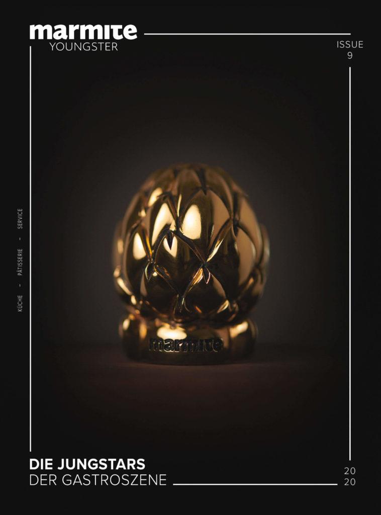 Marmite magazine cover Dezember 2019